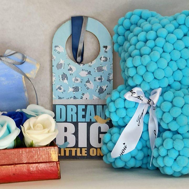 Personalized δώρα για νεογέννητα μωράκια